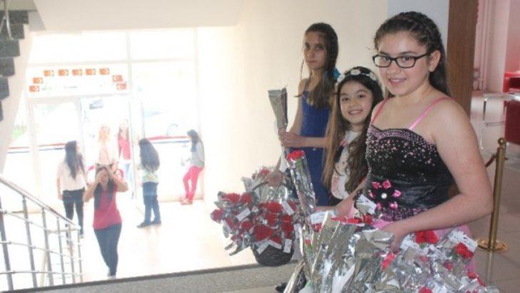 Malatya Final okullarında Anneler Günü etkinliği