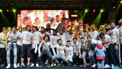 Yeni Malatyaspor kupasına kavuşuyor