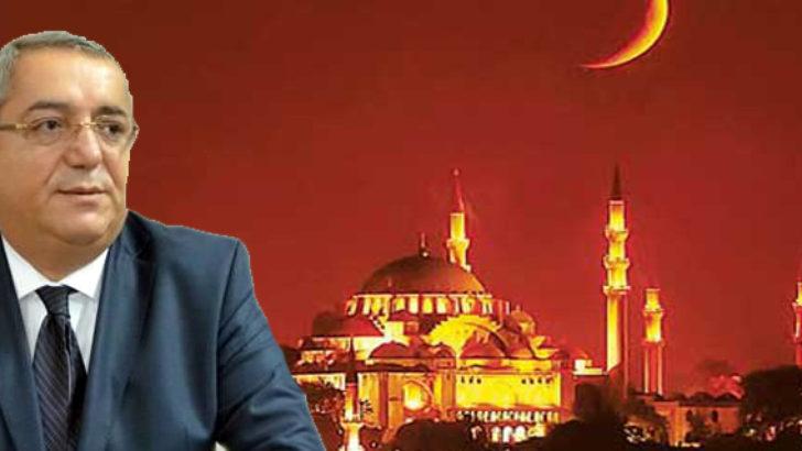 Reşat Erdoğan'dan 'Miraç Kandili'mesajı