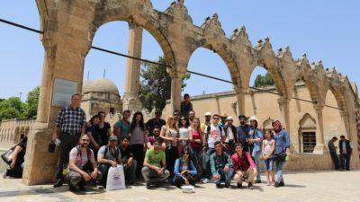 Malatyalı fotoğrafçılar Urfa'da