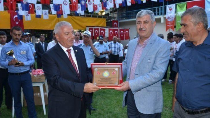 Kiraz festivali başladı