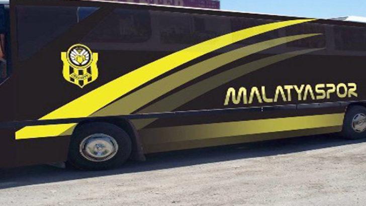 Yeni Malatyaspor'a otobüs müjdesi
