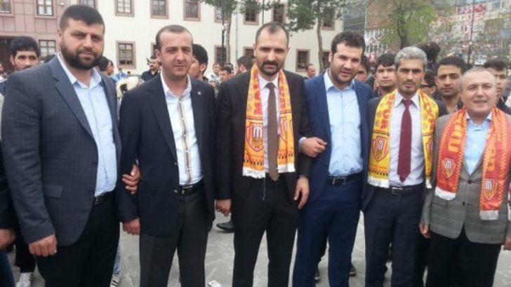 Malatya'da 3 Mayıs Türkçülük Etkinliği