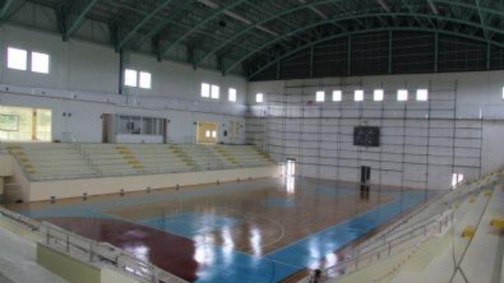 Jimnastik salonu yenilendi