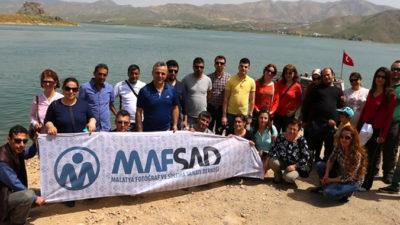 MAFSAD Dersim'i gezdi