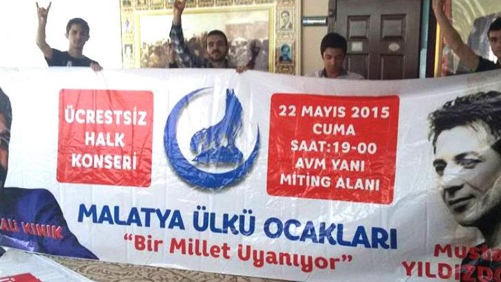 Malatya'da Ülkü Ocakları şölen düzenleyecek