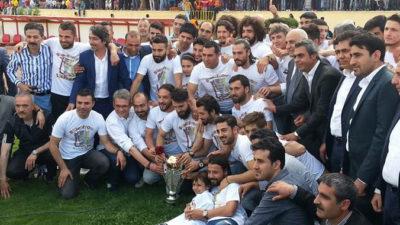 Yeni Malatyaspor kupayı aldı