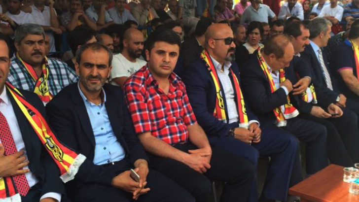 İstanbul'da şampiyonluk kutlaması