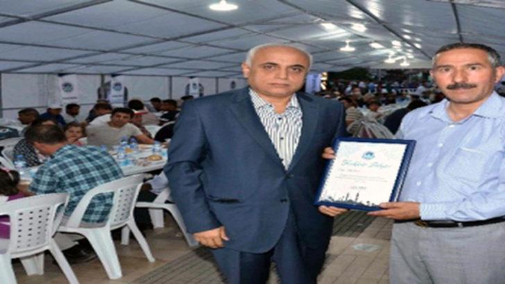 Battalgazi Belediyesi iftar yemeği verdi