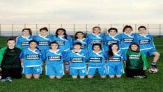 Bayan futbol takımı finalde