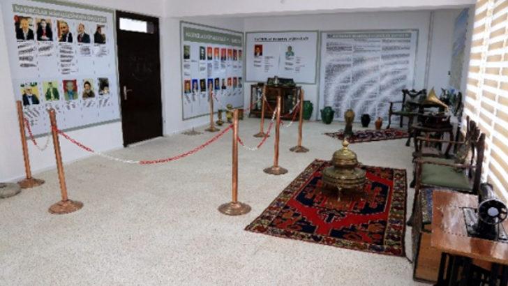 Battalgazi'de mahalle müzesi açıldı