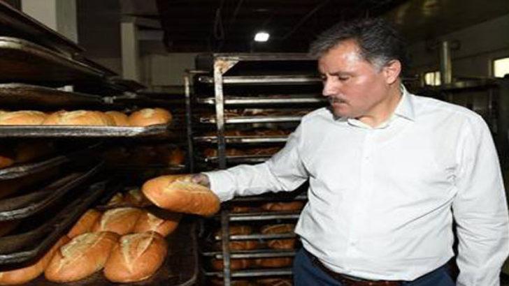 Başkan Çakır, Megsaş Ekmek Fabrikasını İnceledi