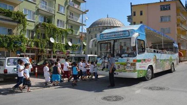Tur Otobüsü İle Tarihe Yolculuk Yeniden Başladı