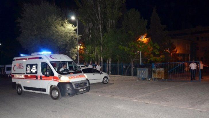 Şehit Askerin Naaşı Otopsi İçin Malatya'da