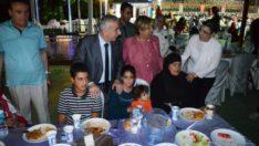 Suriyeli Misafileri Ziyaret Etti