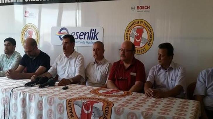 Bülent Tüfenkci: Terör Olayları Eskisi Gibi Uzaktan Seyredilmeyecek