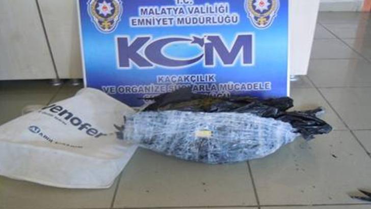 Malatya'da Uyuşturucu Satıcılarına Operasyon