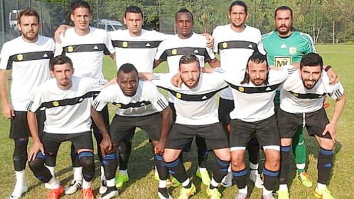 Yeni Malatyaspor Şanlıurfaspor'a Mağlup Oldu