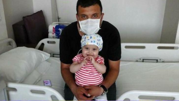 Tüm Türkiye Azra Bebek İçin Seferber Olmuştu