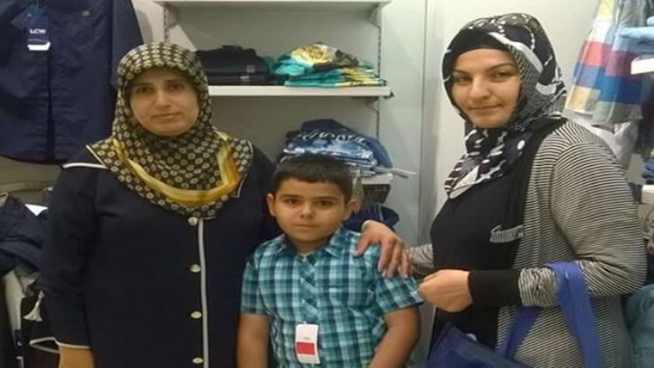 Ak Parti Malatya'da 101 Çocuğu Giydirdi