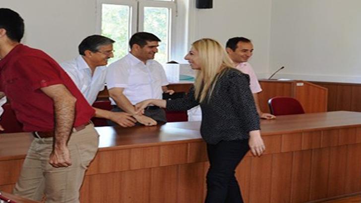 Malatya İl Milli Eğitim Müdürlüğünde Bayramlaşma Töreni