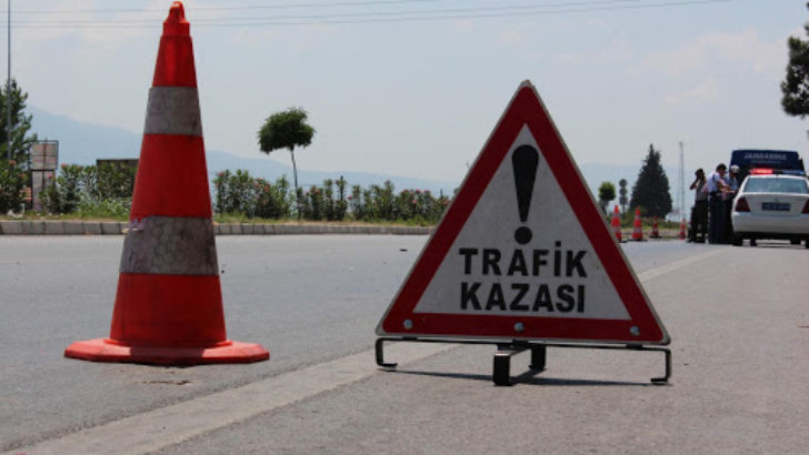 Malatya'da Trafik Kazası:8 Yaralı