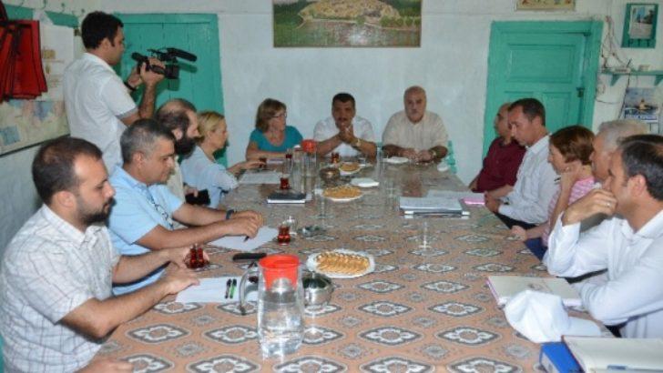 Arslantepe Alan Yönetimi Toplantısı