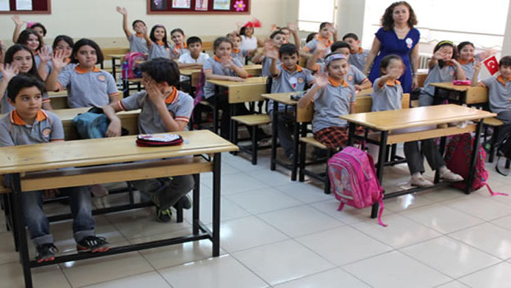 Malatya'da İlk Ders Zili Çaldı