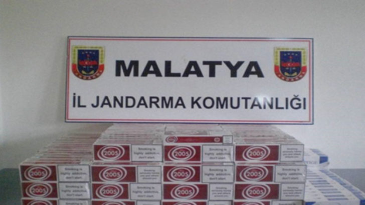 Malatya İl Jandarma Komutanlığı Kaçakcılara Göz Açtırmıyor