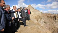 Büyükşehir, Arguvan'ın Jeolojik ve Jeoteknik Haritasını Çıkarıyor