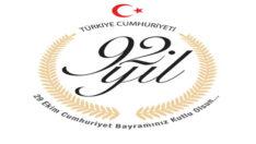 Cumhurbaşkanı Recep Tayyip Erdoğan'ın 29 Ekim Cumhuriyet Bayramı Mesajı
