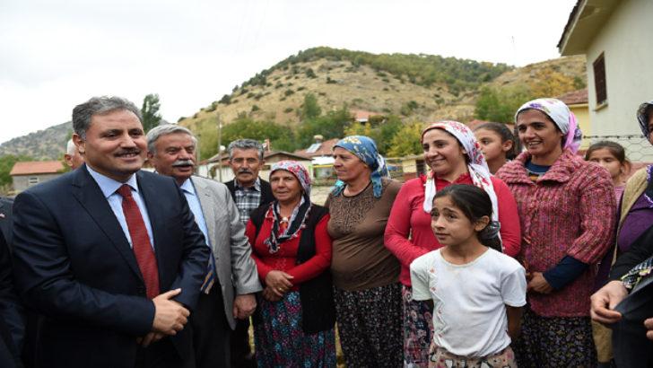 Doğanşehir'de Sokak ve Meydan Düzenleme Çalışmaları