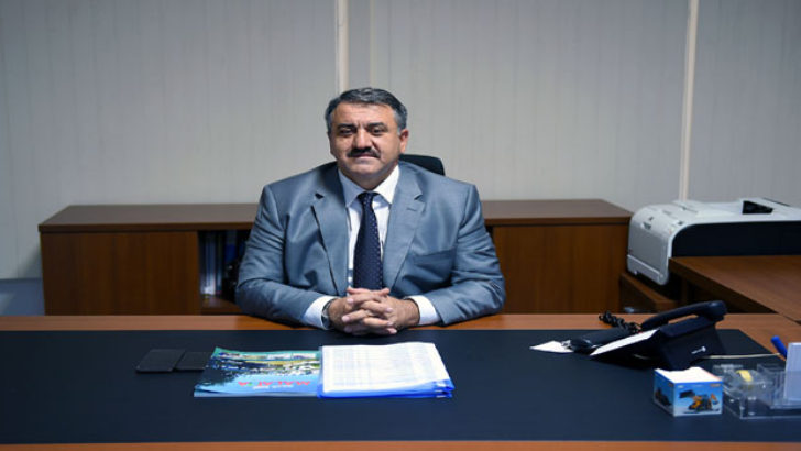 Büyükşehir Belediyesi'nde Atama