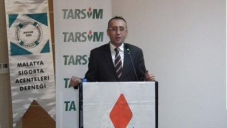 Tarsim Malatya Bölge Müdürü Hayatını Kaybetti