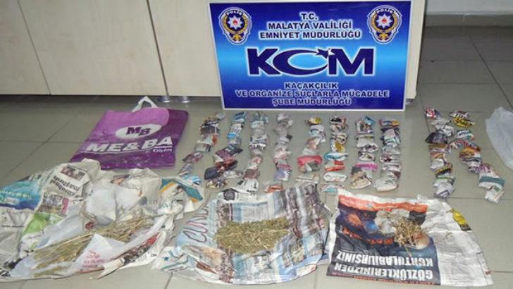 Malatya'da Torbacılara Operasyon