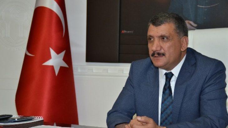 Başkan Gürkan'ın Kutlama Mesajı