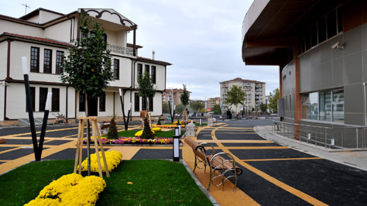 Malatya'da Çevre Düzenlemesi