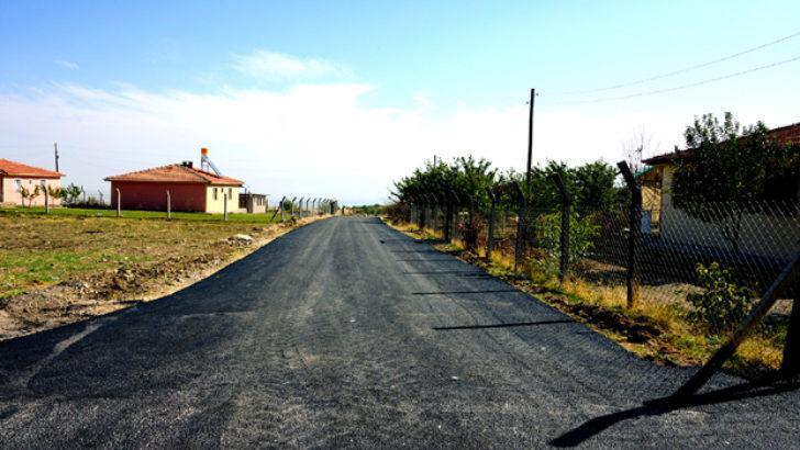 Develi ve Fatih Mahallelerinin Yol Sorunu Çözüldü