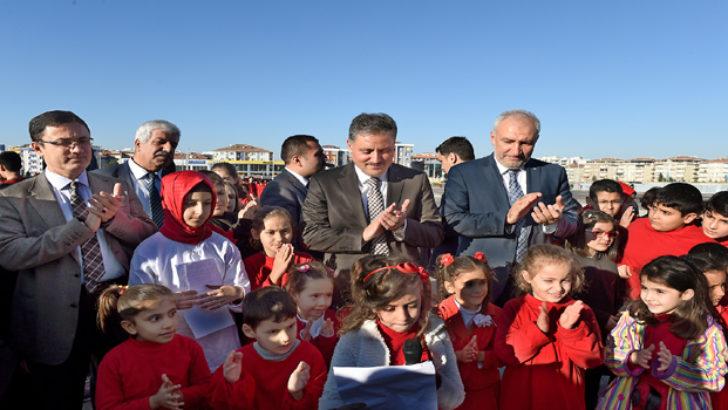 Başkan Çakır'ın Dünya Çocuk Hakları Günü Mesajı