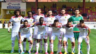 Altınordu 0 – Yeni Malatyaspor 1