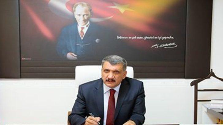 Başkan Gürkan 10 Kasım Mesajı