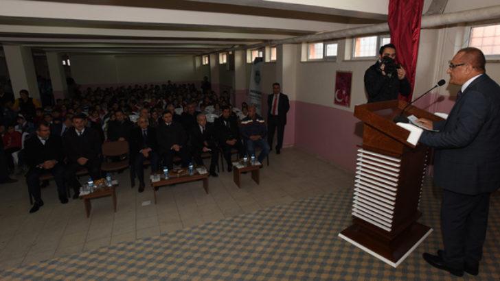 Fatih Hüseyin İlbak Ortaokulu, 162 Kilo Atık Pil Topladı