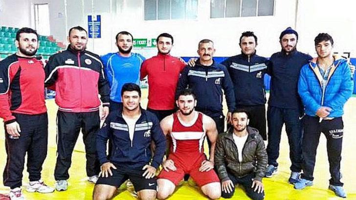 Büyükşehir Güreş Takımında Hedef Süper Lig