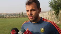 Alima Yeni Malatyaspor'da ayrılık