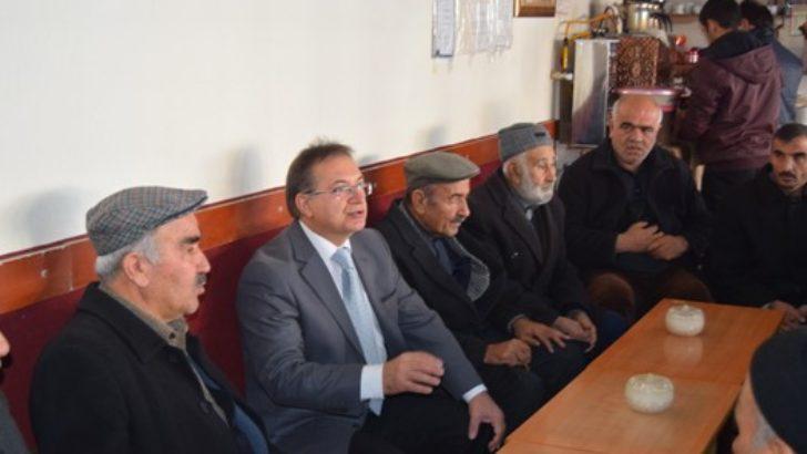Başkan Kazgan'dan altyapı müjdesi