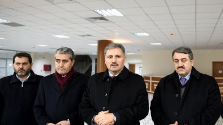 Türkiye'de örnek gösterilecek proje
