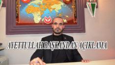 Anadolu Selçuklu Ocakları'ndan Açıklama