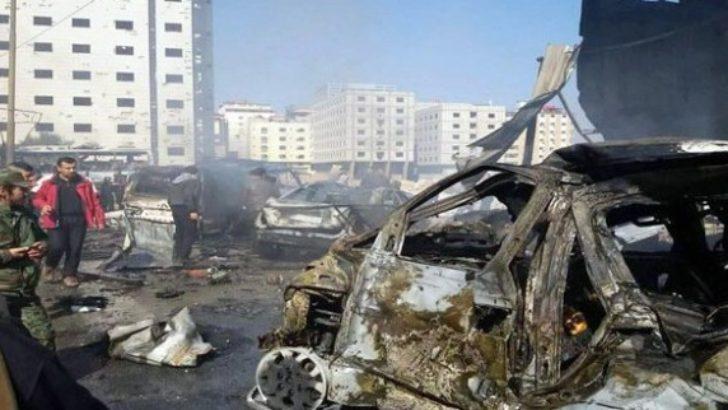 Bombalı saldırıda 45 ölü