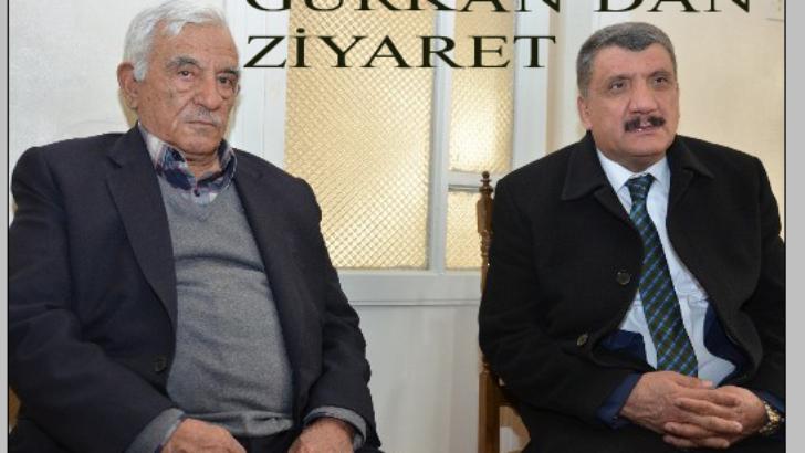 Gürkan'dan ziyaret