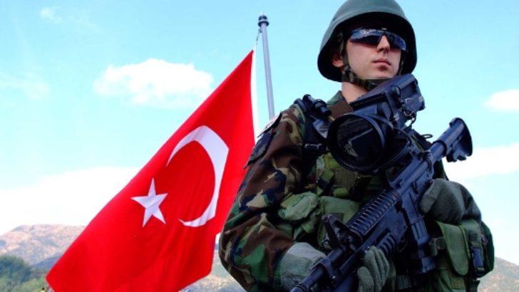 Cizre'ye Türk bayrağı